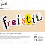 "Grafikstudio ""freistil"" am Ritten - Grafikagentur Bozen"