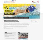 Internationales Schwimm-Meeting in Bozen, Südtirol